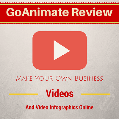 GoAnimate Review: Make Your Own Videos & Video Infographics Online by @sbizideasblog