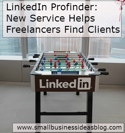 LinkedIn Profinder - A New Way for Freelancers to Find Clients