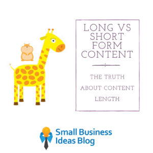 Long vs Short Form Content: The Truth about Content Length