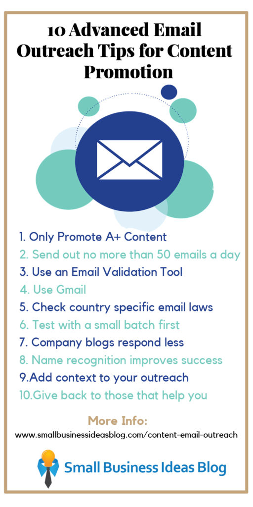 10 Advanced Email Outreach Tips